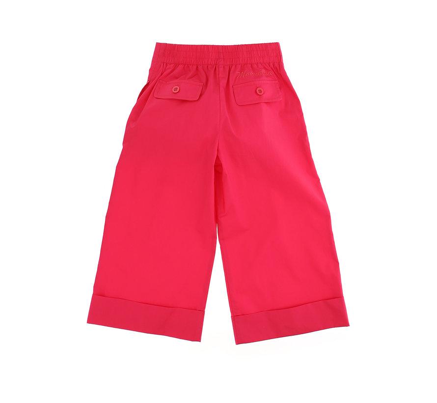 Pantaloni popeline