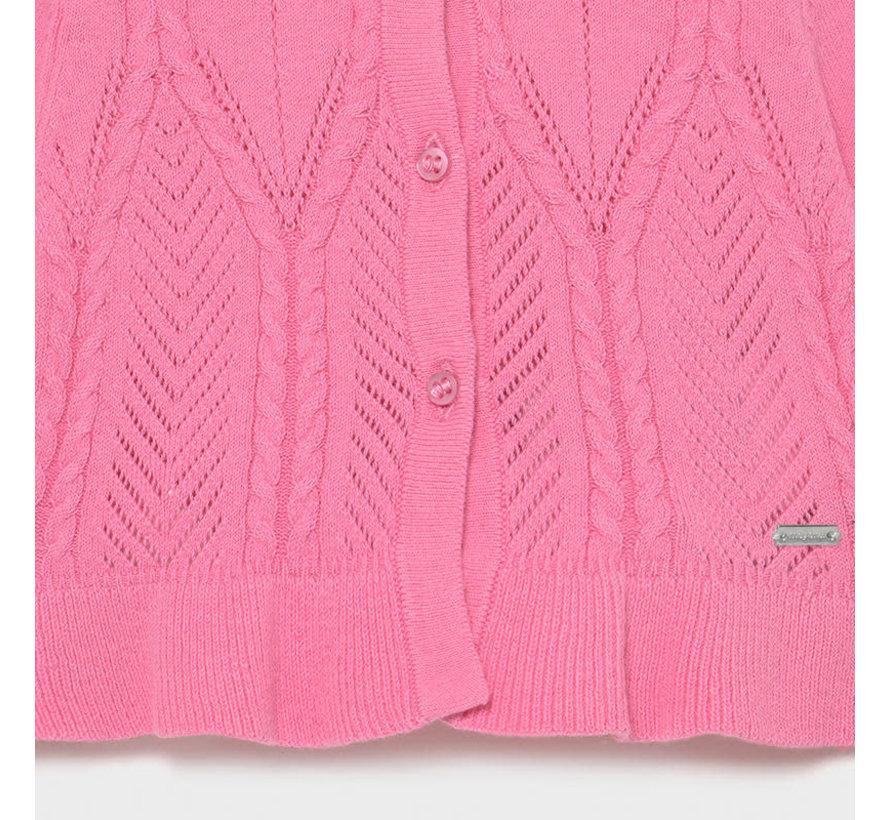 1335 knitting cardigan