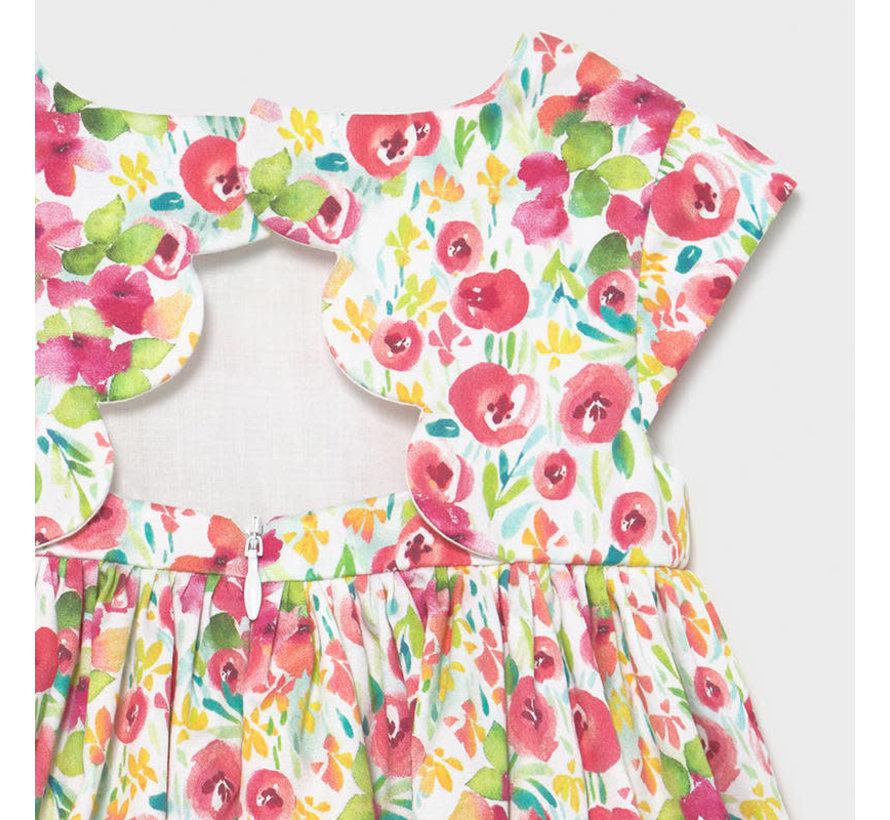 1973 flowers dress