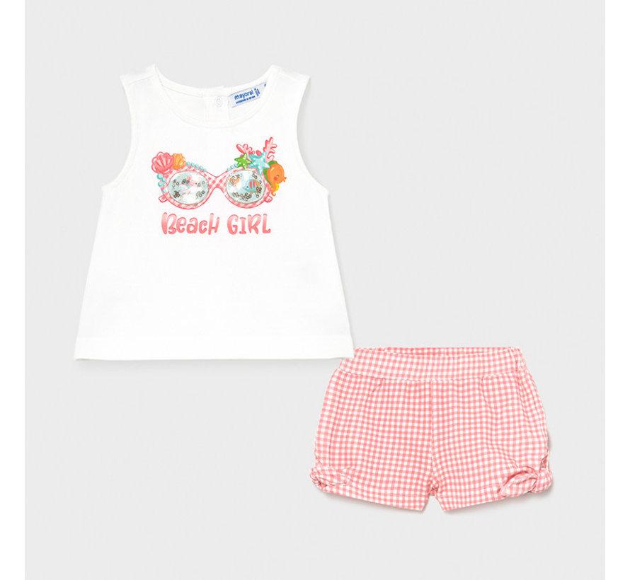 1231 shorts set