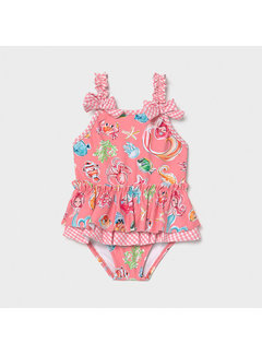 Mayoral 1719 girl swimsuit