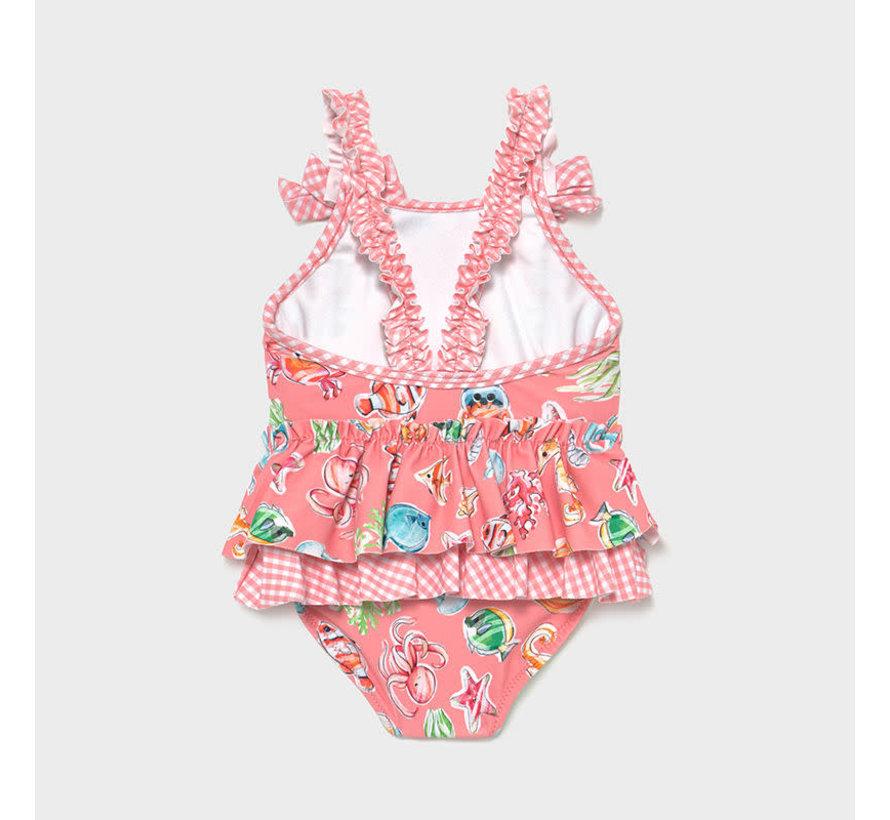 1719 girl swimsuit