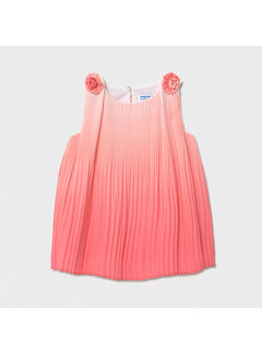 Mayoral 1986 pleadted dress