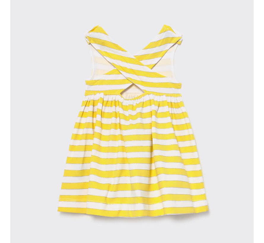 1991 stripes dress