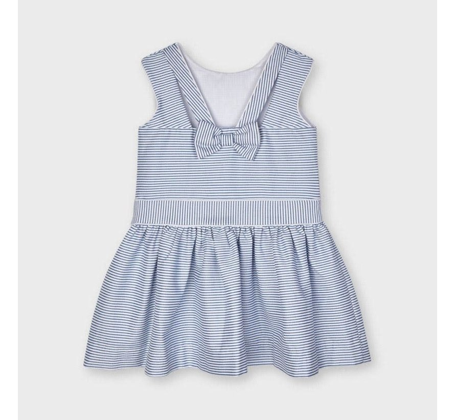 3915 striped dress