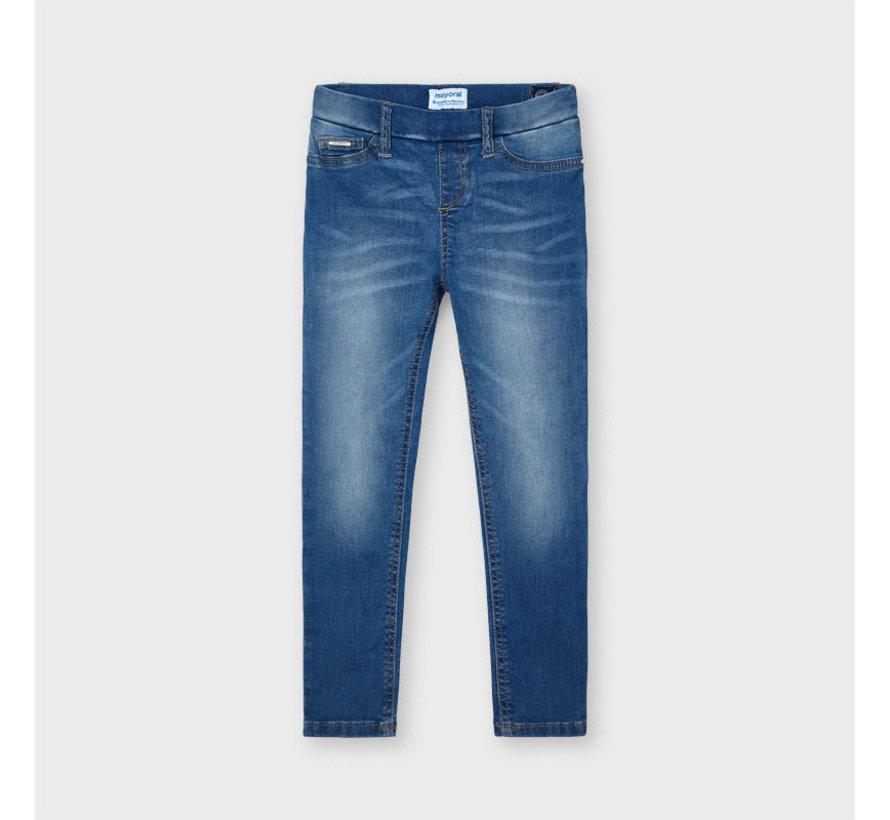 548 basic denim pants