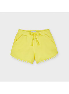 Mayoral 607 chenille shorts