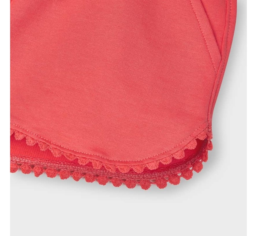 607 chenille shorts