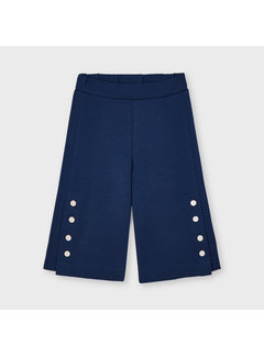 Mayoral 3555 culotte pants with buttons