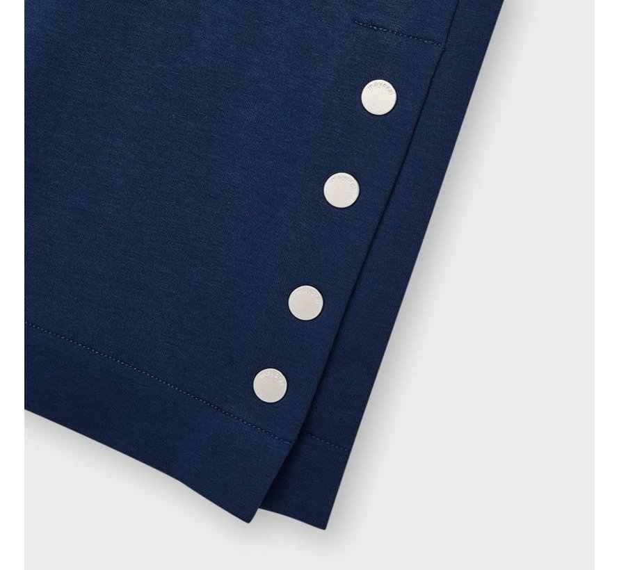 3555 culotte pants with buttons