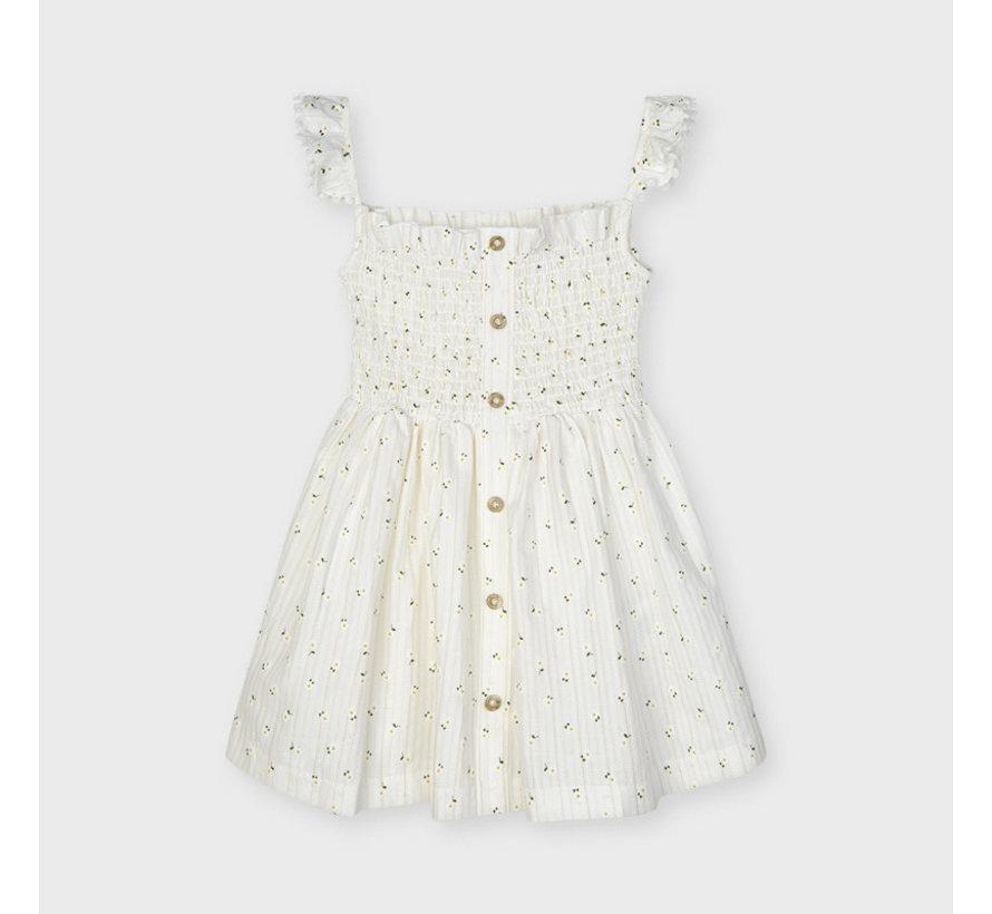 3933 printed dress