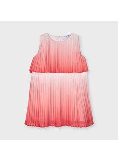 Mayoral 3951 tie dye dress