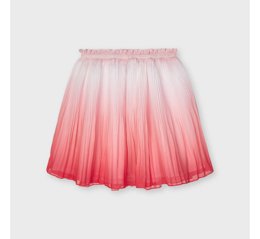 3907 tie dye skirt