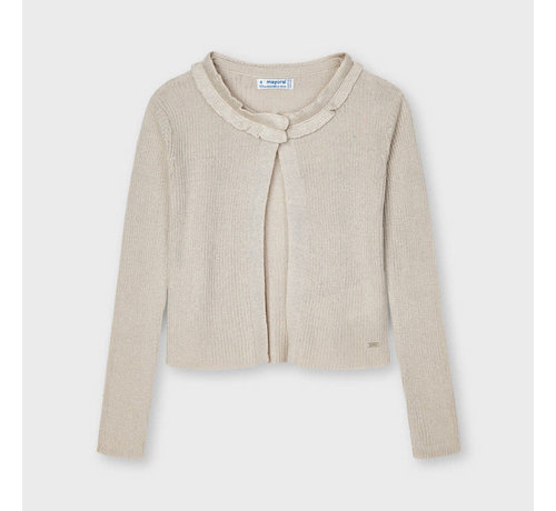 Mayoral 3325 knitted cardigan