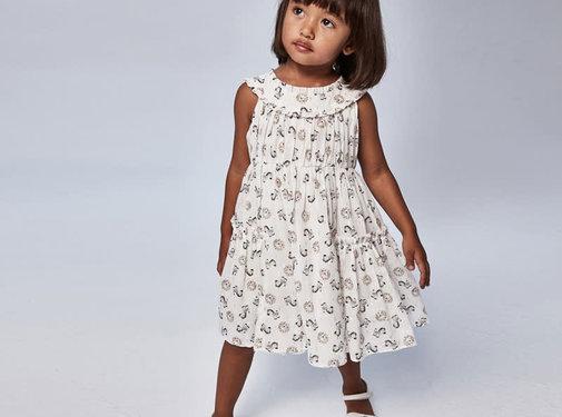 Mayoral 3943 voile dress