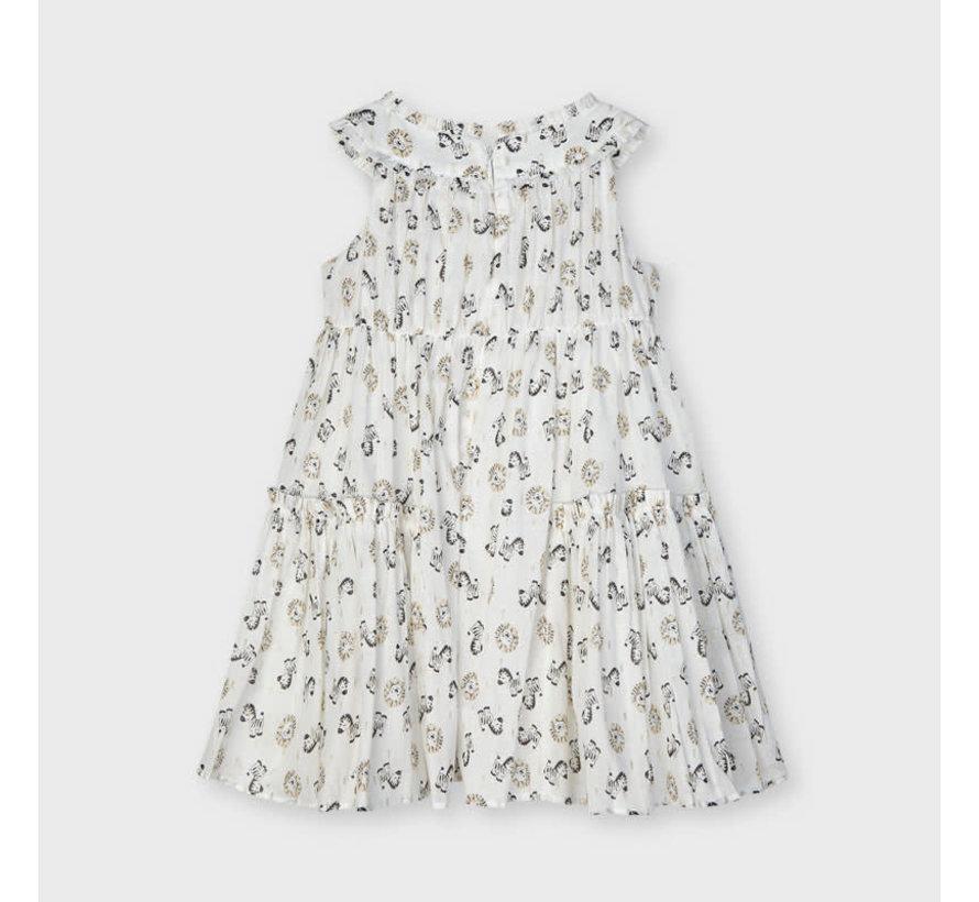 3943 voile dress