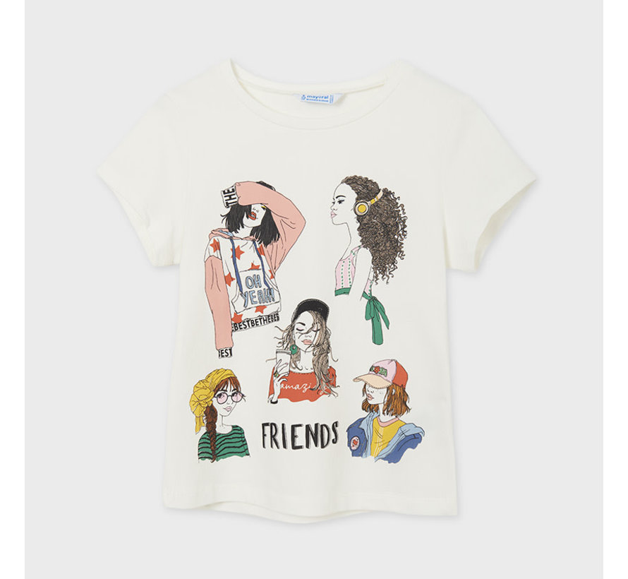 6020 s/s printed t-shirt