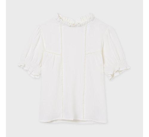 Mayoral 6174 fagotting blouse