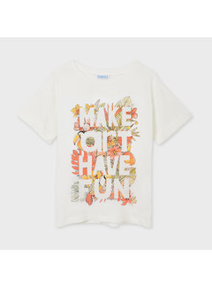Mayoral 6013 s/s t-shirt