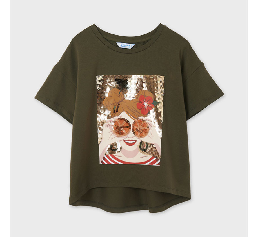 6021 s/s printed t-shirt