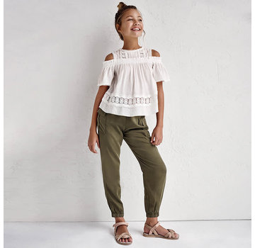 Mayoral 6544 pant with pockets