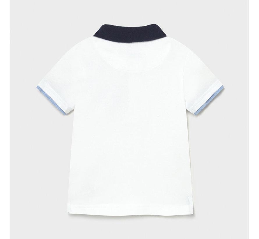 1103 s/s polo dress