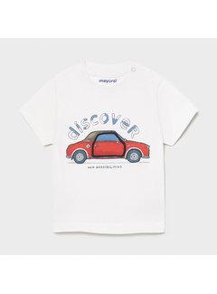 "Mayoral 1006 s/s t-shirt ""play"" car"