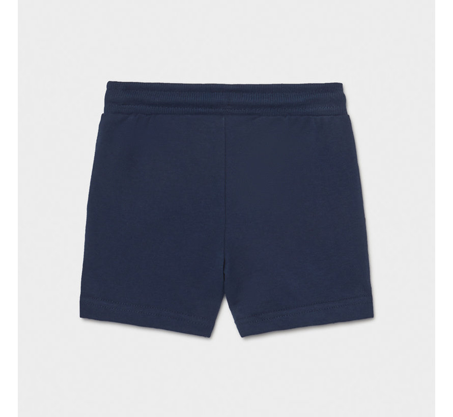 621 basic fleece shorts