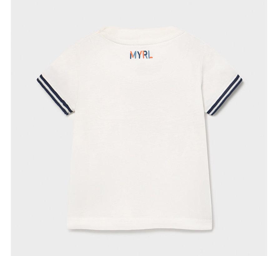 """1010 s/s t-shirt """"je suis"""""""