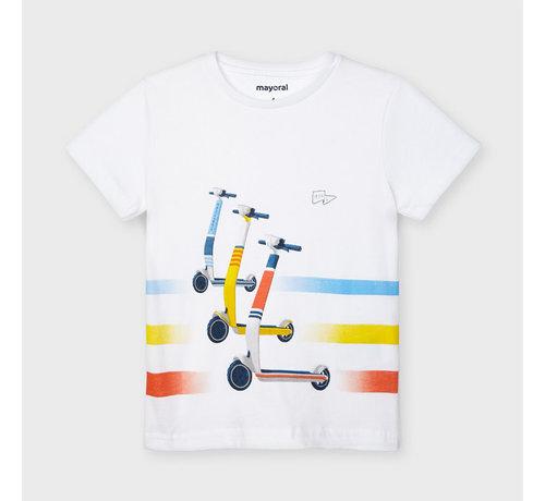 Mayoral 3037 s/s skater t-shirt