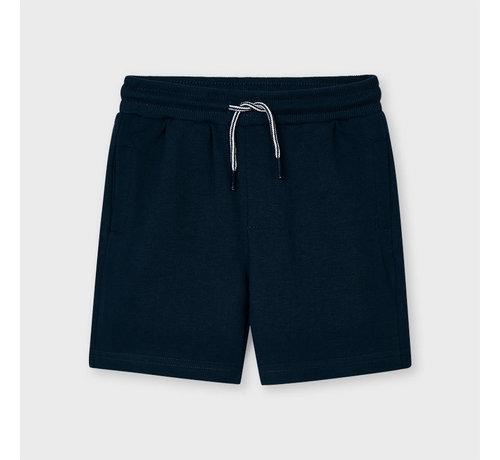 Mayoral 611 basic fleece shorts