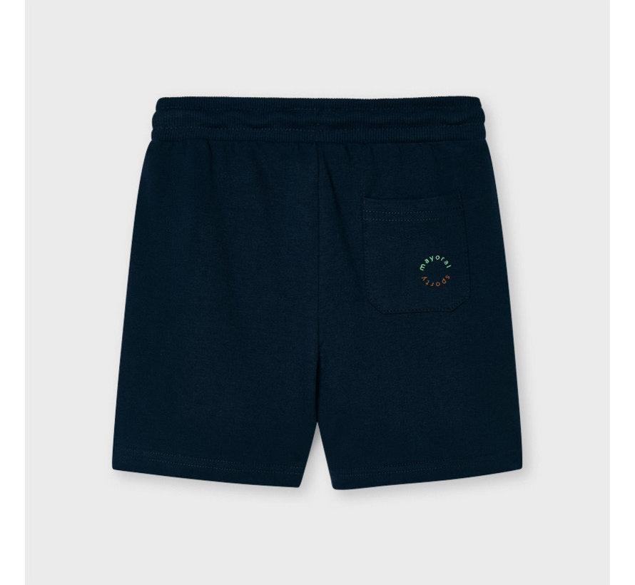 611 basic fleece shorts