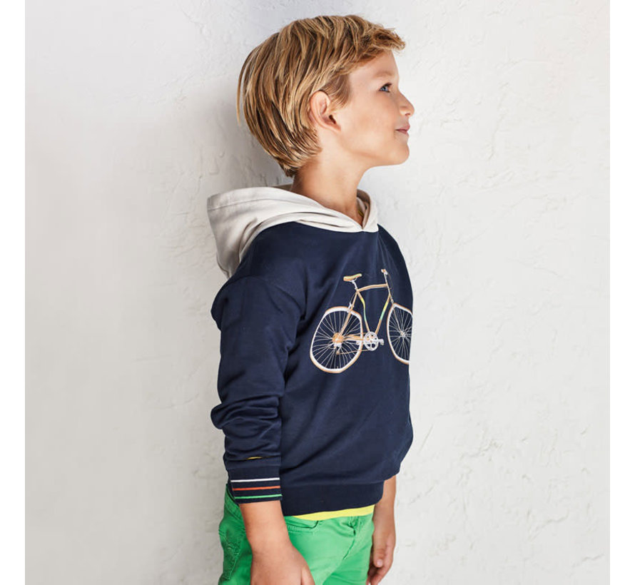 3403 bicycle pullover