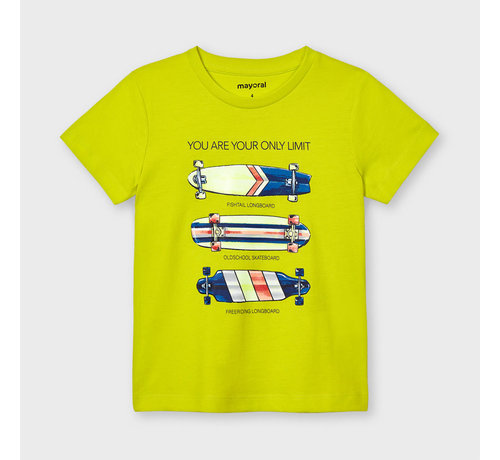 Mayoral 3044 skateboards s/s t-shirt
