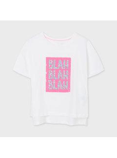Mayoral 6018 s/ printed t-shirts