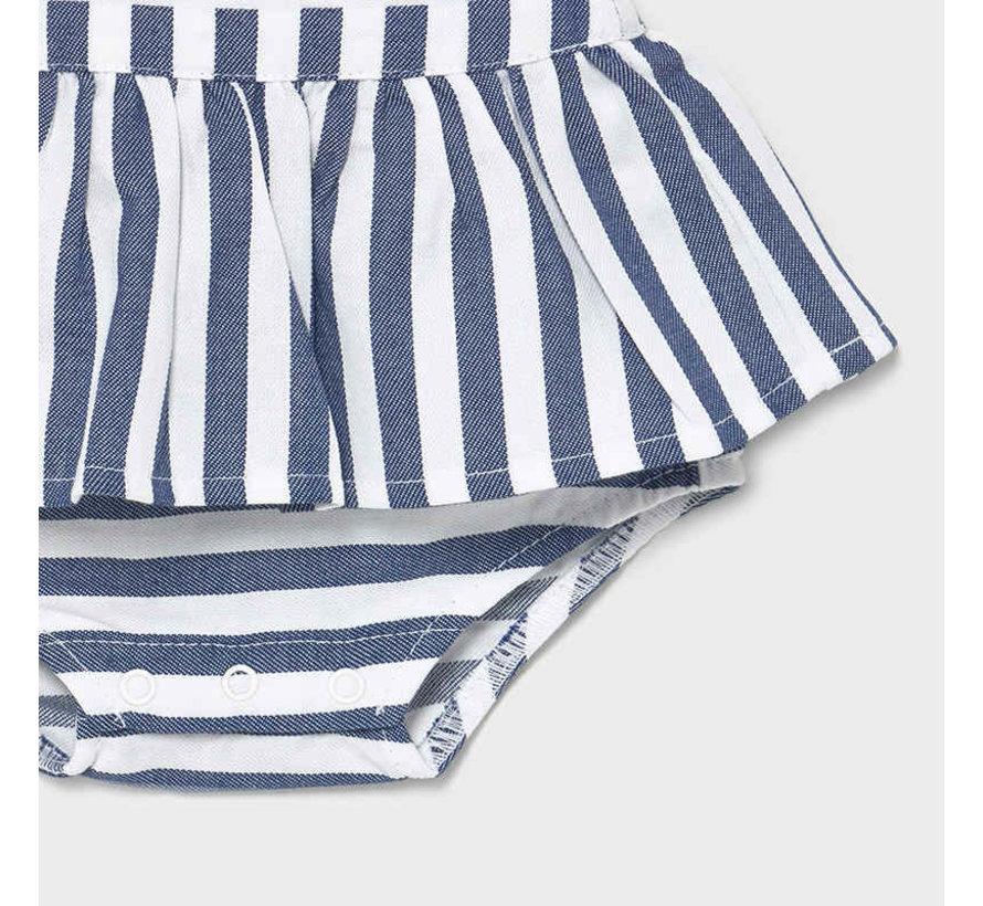 1814 skirt and diadem set