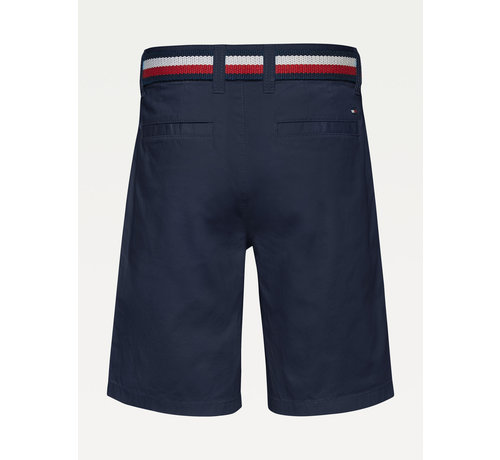 Tommy Hilfiger belted chino short