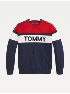 Tommy Hilfiger Colorblock Sweater