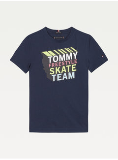 Tommy Hilfiger TH Cool Logo tee