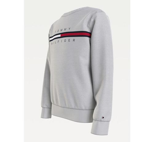Tommy Hilfiger Flag Rib Insert Sweatshirt