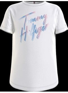 Tommy Hilfiger Script Print tee