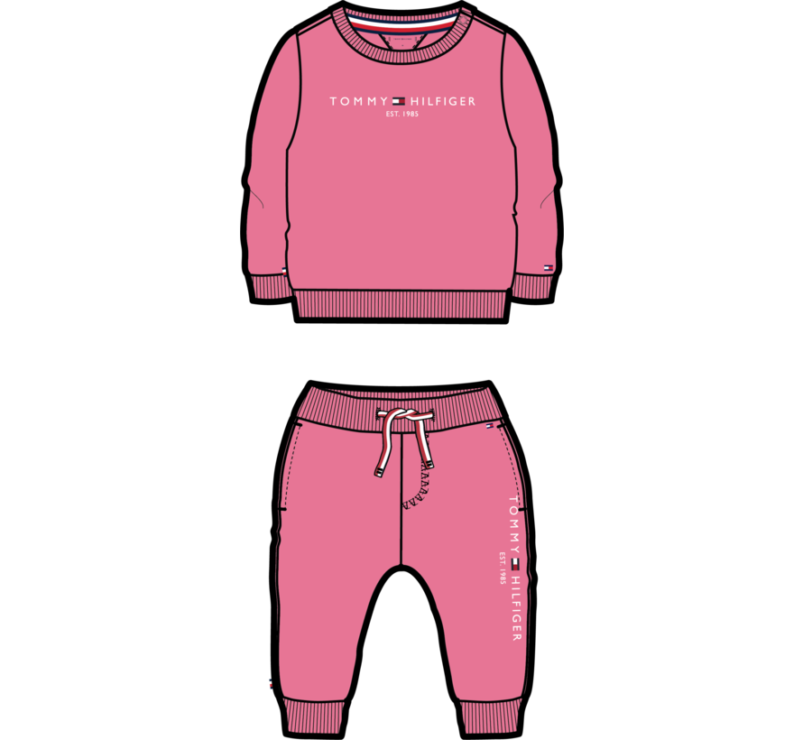 Baby essential set