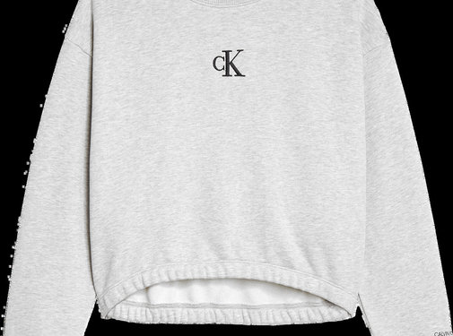 Calvin Klein IG00934 logo boxy sweatshirt