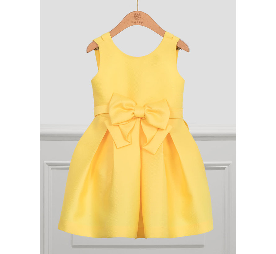 5025 jacquard dress