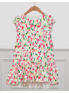Abel en Lula 5028 printed dress