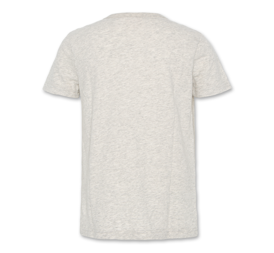 t-shirt c-neck sunset