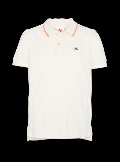 Ao76 t-shirt polo logo