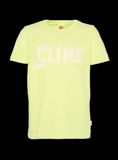 Ao76 t-shirt c-neck fluo surf
