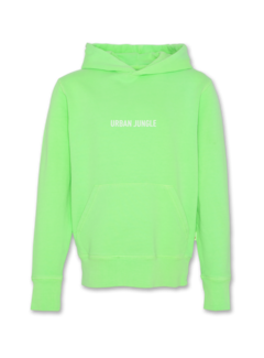 Ao76 hoodie sweater fluo