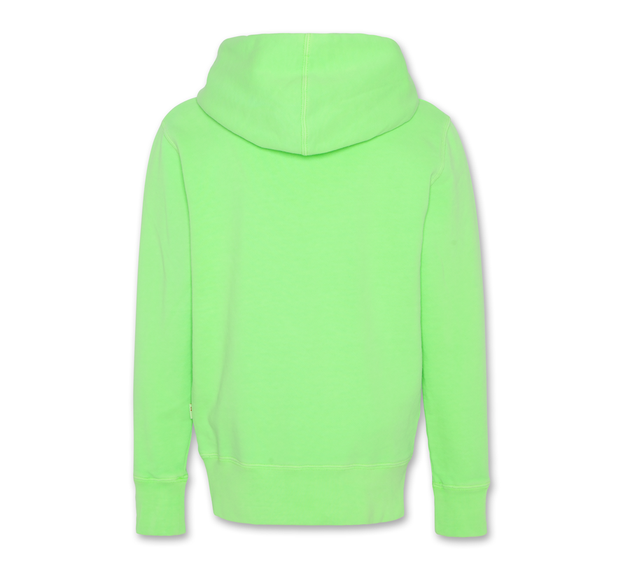 hoodie sweater fluo